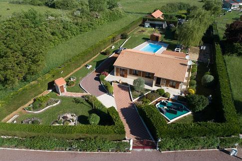 Photographies aériennes pour particuliers en Gironde