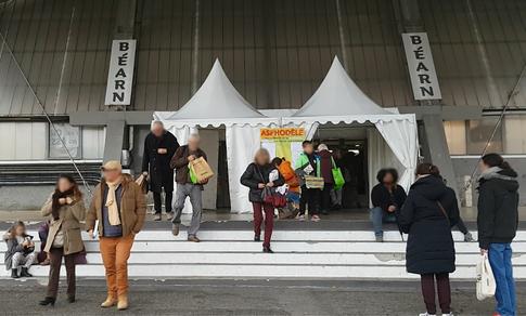 Asphodèle à Pau - Conférense Sepanso64 avec Vincent Ollier et Jean Claude Dutter pour l'ACCOB