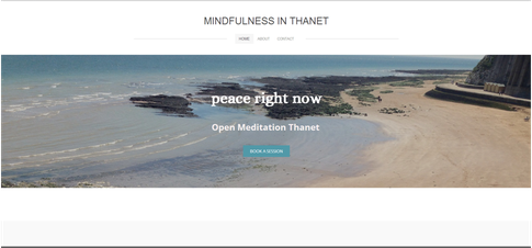 Mindful Thanet website