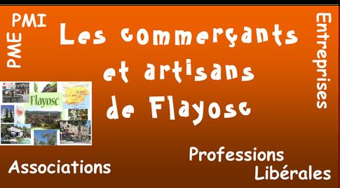 Les commerçants à Flayosc : les boutiques et les commerces