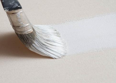 Malgrund Grundierung Acrylmalerei