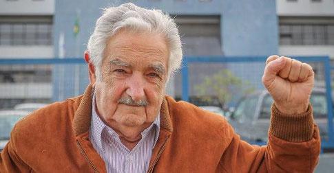 Pepe Mujica, Uruguays tidligere præsident og Tupamaro guerilla