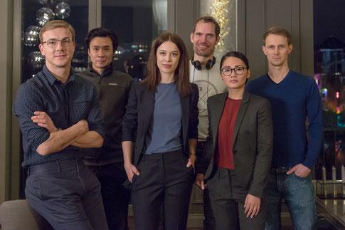 Albrecht Schuch, Ngo The Chau, Paula Beer, Christian Zübert, Mai Duong Kieu, Oliver Kienle