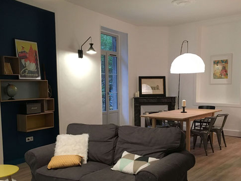 Rénovation appartement Montpellier Comedie - Sigma Habitat