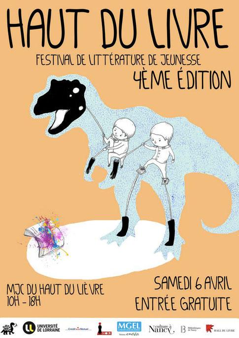 Affiche de l'édition 2019 du festival