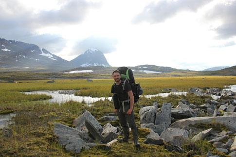 Trekking Tour in der Weite des Sarek