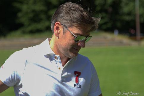 Sportdirektor Oliver Kreuzer