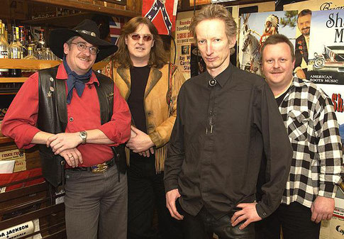 CCR Tribute Band mit Andi Stahl, Herman Dunkel, Uli Stepken und Andy Pass