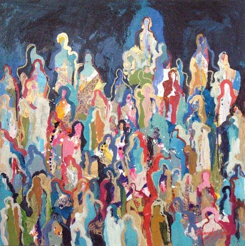 Hannah Lane - Crowd