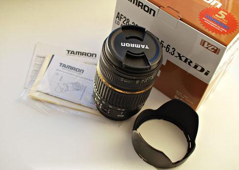 Tamron 28-300/3.5-6.3 VC