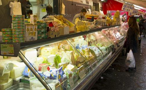 Markt in Catania