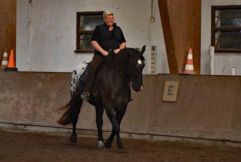 Kurt und ich in Graben-Neudorf