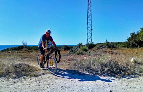 Mit dem Mountainbike durchs Kap