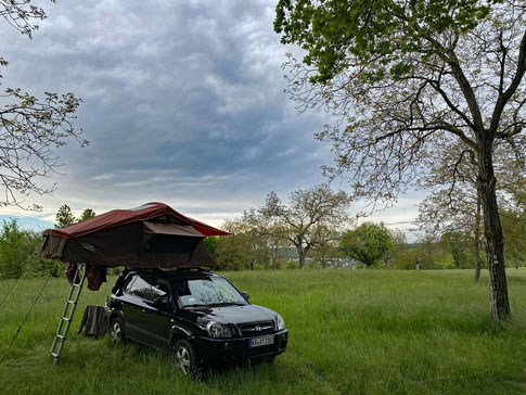 Unser neuer Zweitwohnsitz: das Dachzelt Adventure 160 von OLC