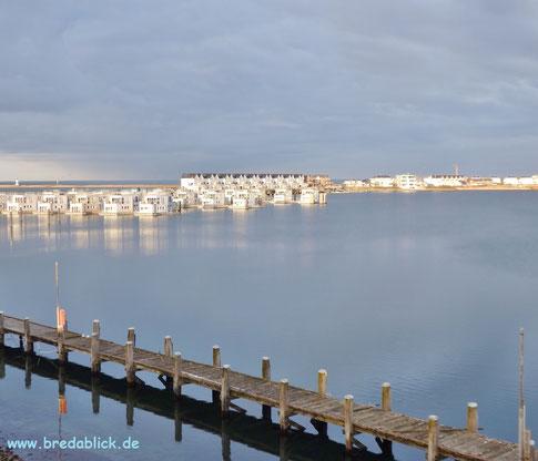 Bredablick - Panoramablick Yachthafen Ostseeresort Olpenitz
