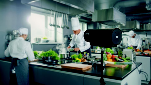 Luftreinigung in der Küche - Kann auch die Abzugshaube ersetzen Ozonos AirCleaner
