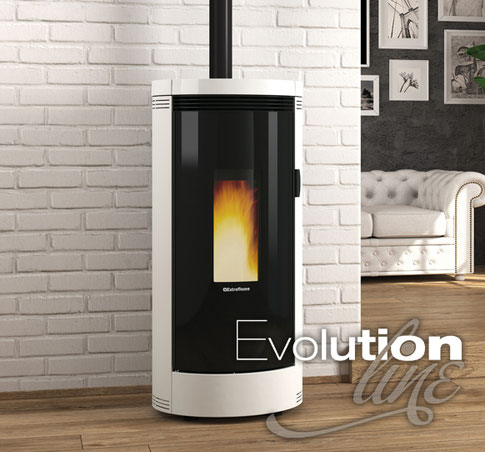 La Nordica Evolution Pelletofen Debby günstig kaufen