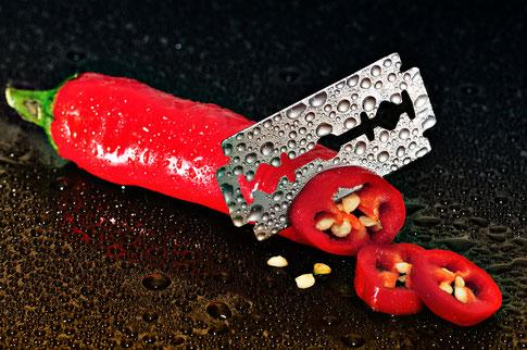 Rsenmäher Messer schleifen