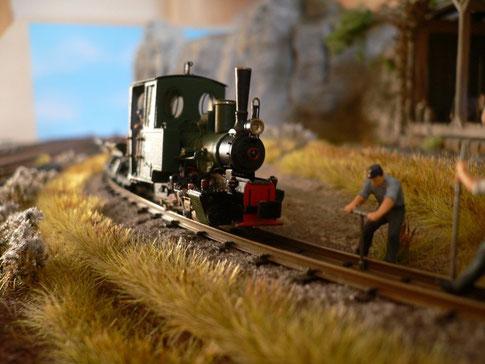 Baulokomotive Maffei 4144