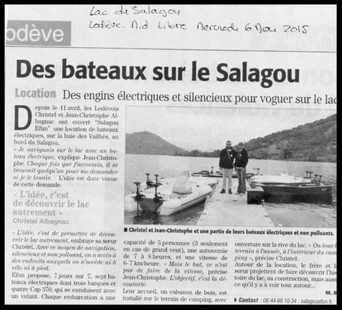 Midi Libre mercredi 06 mai 2015