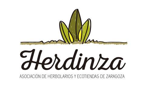 Logotipo a color para Herdinza