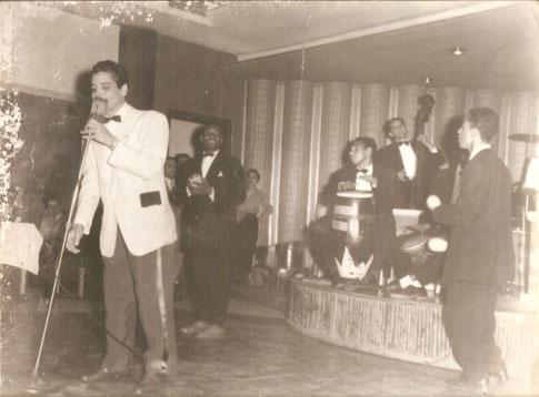 Daniel Santos en Cali, Hotel Aristi - 1953.