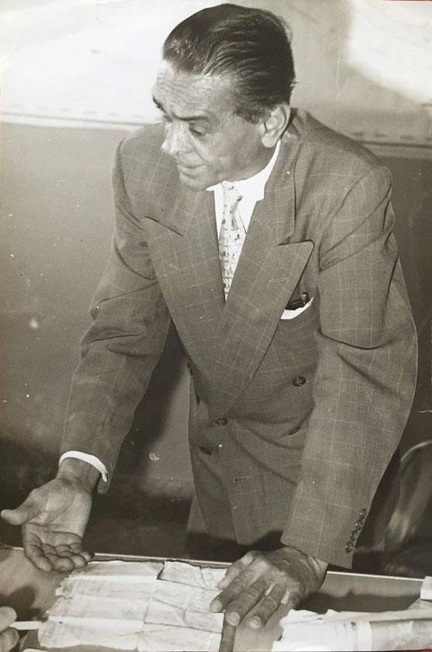 Antonio Fernández Ortíz (Ñico Saquito)
