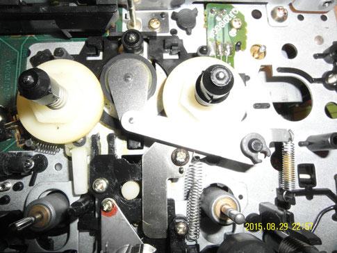 Technics RS-B100 Idler