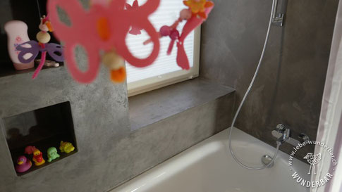 Haussanierung: Fugenloser Bodenbelag mineralisch Projekt 250qm Haus Zürich #lebewunderbar
