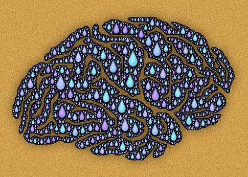 Gehirnveränderungen bei Depression - depressive Syndrome - Hypnose und Klopftherapie PEP - Depression erfolgreich behandeln - Dr. Marc Fiddike - Hamburg
