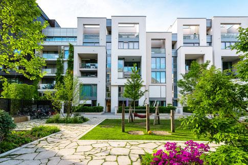 Typologie für Wohnungen