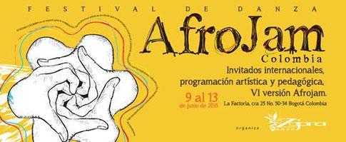 Primer Festival de Danza Afrojam Colombia