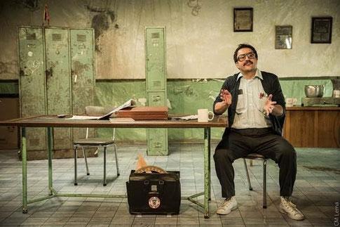 El Teatro Nacional y el Teatro R 101 presentan Ositos de goma PortalEscena.com
