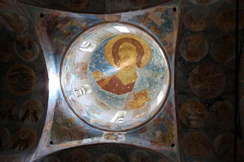 Dionisius-Fresken im Kloster Ferapontowo in Russland