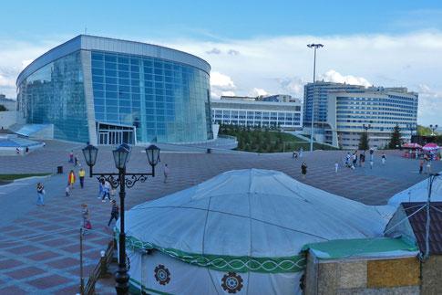 Ufa Russland Kongresszentrum