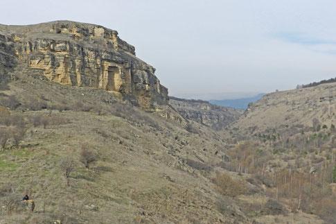 Berjosowka-Canyon Березовское ущелье Kislowodsk Karatschai-Tscherkessien