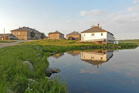 Solowezki-Siedlung