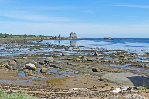 Rabotscheostrowsk Karelien Küste Weißes Meer