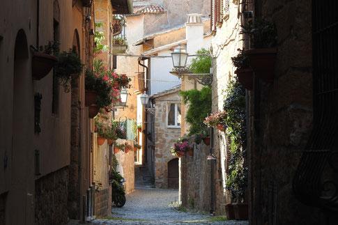 Altstadt von Orvieto (Umbrien)
