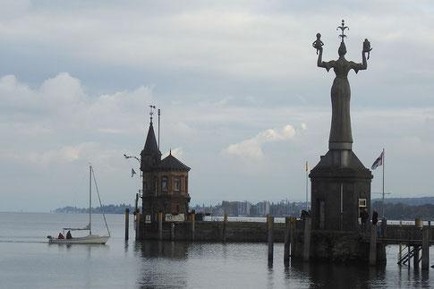 "Монумент ""Империя"" в порту Констанца"