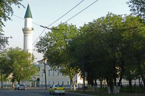 Karawanserei Orenburg Minarett