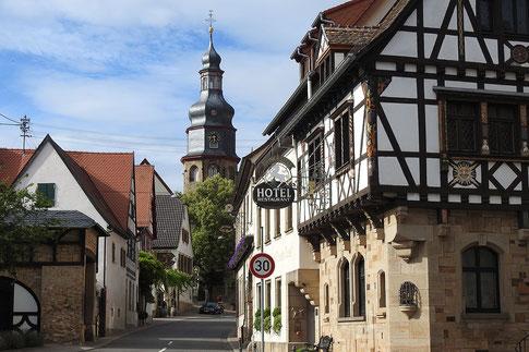 Кальштадт в Рейнланд-Пфальце