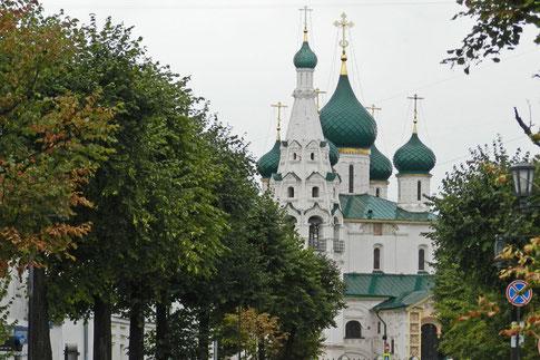 Prophet-Elija-Kirche Jaroslawl