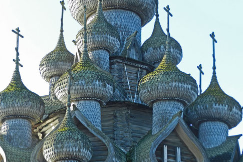 Verklärungskirche Kischi