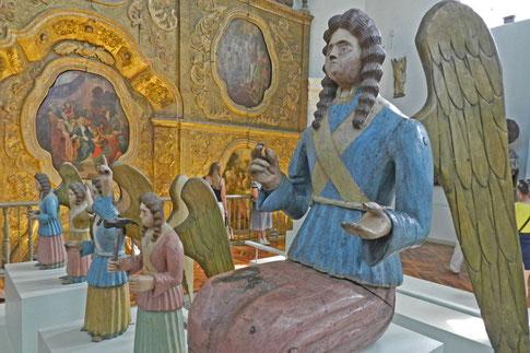 Interessanteste Attraktion in Perm ist die regionale Gemäldegalerie