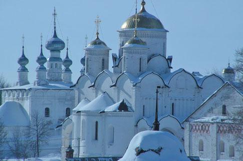 Kloster Mariä Schutz und Fürbitte in Susdal