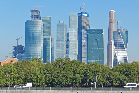 Moskau City 2014