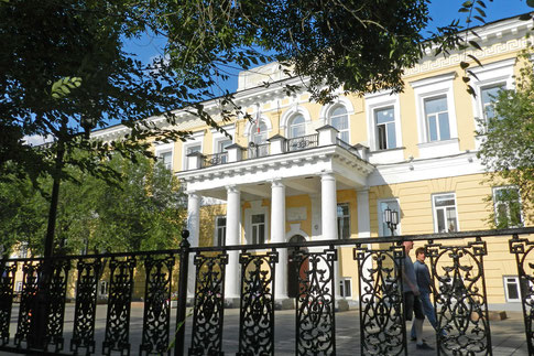 Orenburg Uliza Sowjetskaja