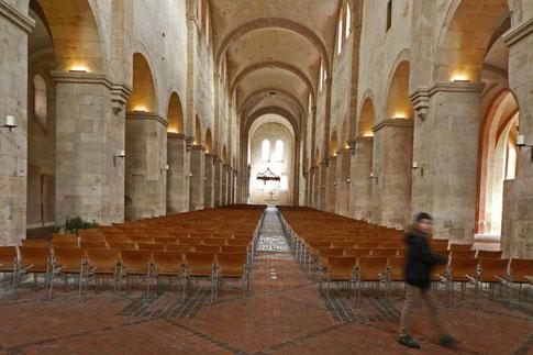 Аббатство Эбербах базилика