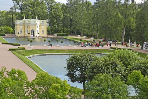 Katharinenpark Zarskoje Selo St. Petersburg